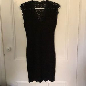 Nasty Gal Dresses - Black Lace dress